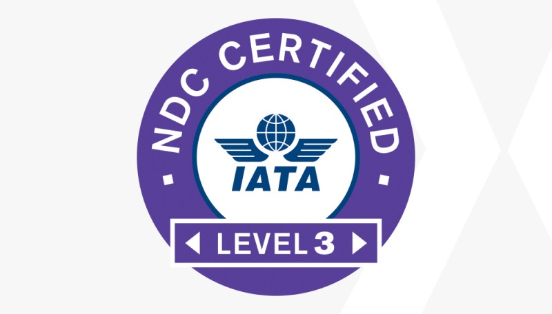 IATA NDC Level 3 Certification
