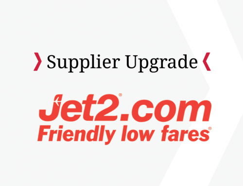 Upgrade of Jet2 connection