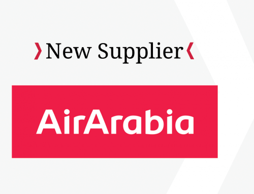 New partnership with Air Arabia