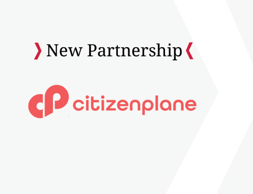 New partnership with CitizenPlane