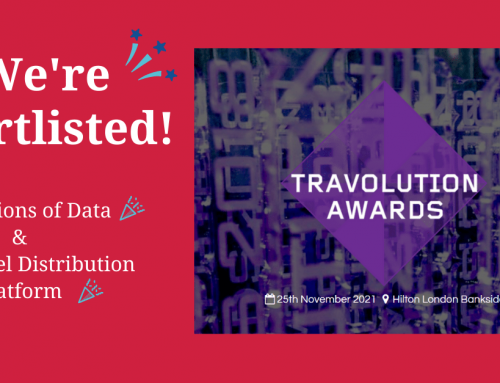 Paxport shortlisted for two awards at the 2021 Travolution Awards